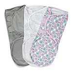 Summer Infant®  SwaddleMe® 3-Pack Large in Geo Floral