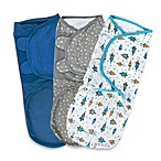 Summer Infant®  SwaddleMe 3-Pack Large in Superstar