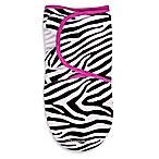 Summer Infant® SwaddleMe 1-Pack Small in Pink Zebra