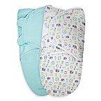 Summer Infant® SwaddleMe®  2-Pack Organic Large in Elephant Pebbles