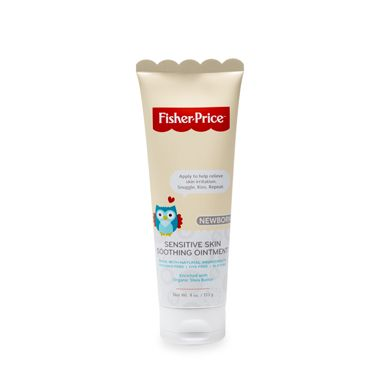 Skin Treatments > Fisher-Price® Newborn Sensitive Skin Soothing Ointment (4-Ounce)