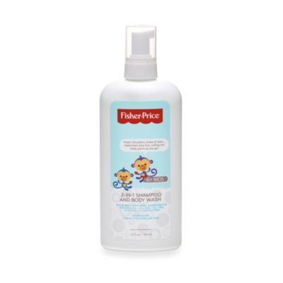 Fisher-Price® Infant 2-in-1 Foaming Shampoo and Body Wash (12 oz.)