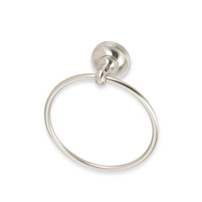 Gatco® Tavern Satin Nickel Towel Ring