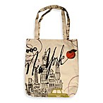 Rosanna Canvas Book Tote in New York