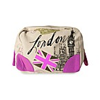 Rosanna Passport Travel Cosmetic Case in London