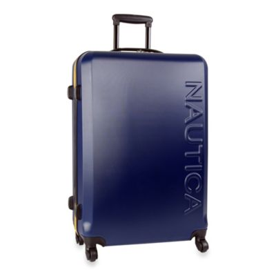 Nautica® Ahoy 28-Inch Hardside Luggage in Navy