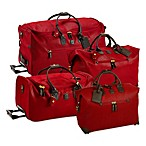 Bric's MyLife Duffel Bag Collection in Scarlet