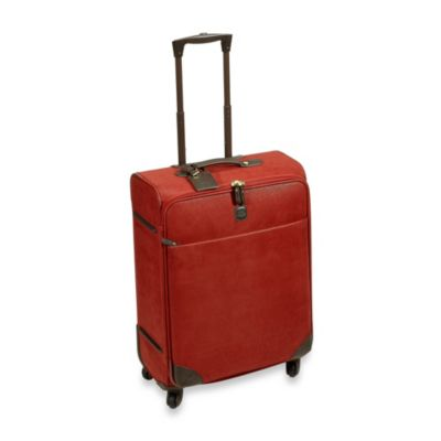 Bric's MyLIFE 25-Inch Wide Body Spinner in Scarlet