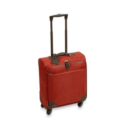 Bric's MyLIFE 20-Inch Wide Body Spinner in Scarlet