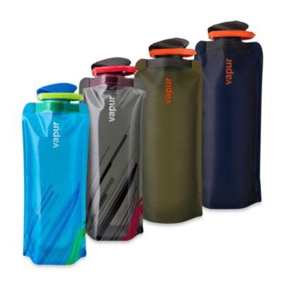 Vapur® Shades 0.7-Liter Foldable Water Bottle - Blue
