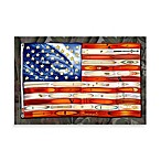 Made in USA Surfing Canvas Wall Art