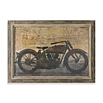 Ride Framed Vintage Art