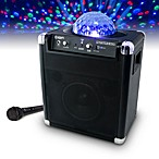 Ion Party Rocker Portable Speaker System with Built in Light Show