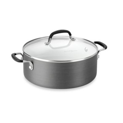 Simply Calphalon® Ceramic Nonstick 5-Quart Covered Dutch Oven
