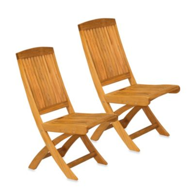 Braxton Folding Side Chair (Set of 2)