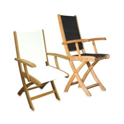 Riviera Folding Armchair