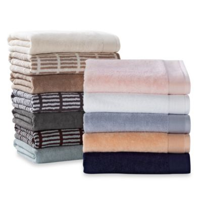 Real Simple® Wash Cloth in Blue