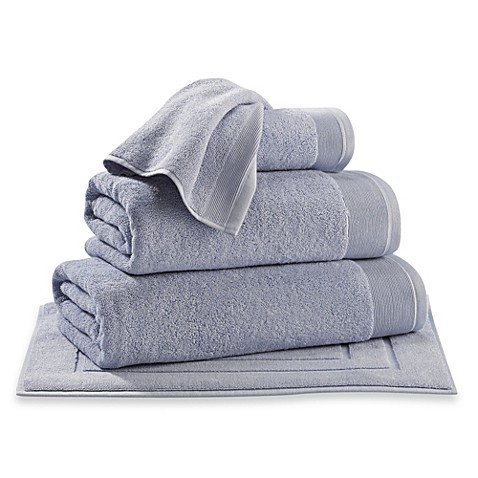 Real Simple® Bath Towel in Blue