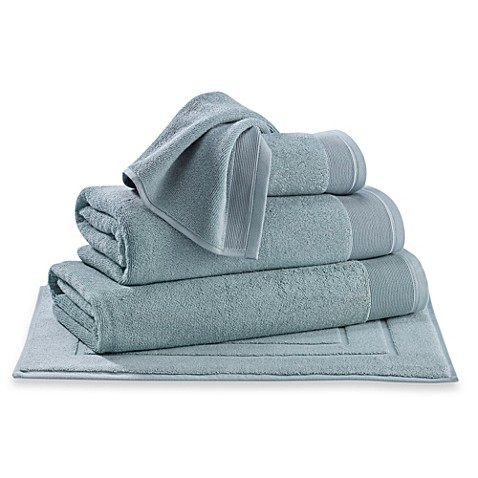 Real Simple® Hand Towel in Teal