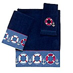 Avanti Life Preserver Bath Towels in Indigo