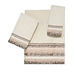 Avanti Grandview Fingertip Towel in Ivory