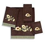Avanti Lancaster Mocha Bath Towel Collection