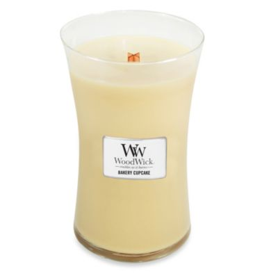 WoodWick® Bakery Cupcake 22-Ounce Jar Candle