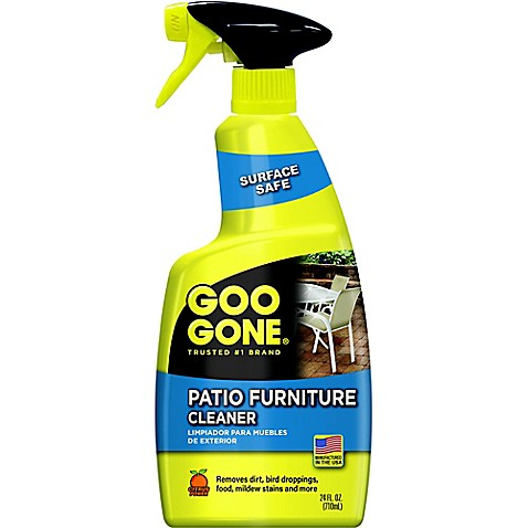 Goo Gone 24 Oz Patio Furniture Cleaner