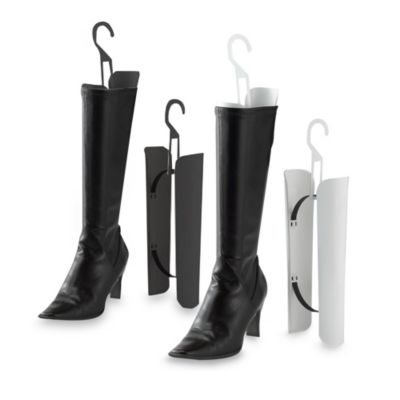 Women's Boot Shapers in Black
