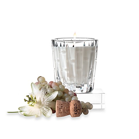 Waterford® Illuminology Luma Candle with Champagne Fragrance