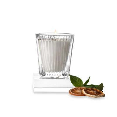 Waterford® Illuminology Chroma Candle with Basil Fragrance