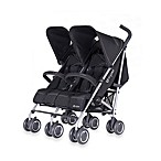 Cybex Twinyx Twin Stroller in Black