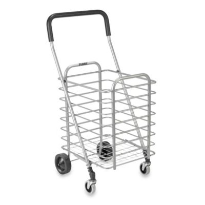 Polder® Superlight Aluminum Shopping Cart and Removable Insert Bag