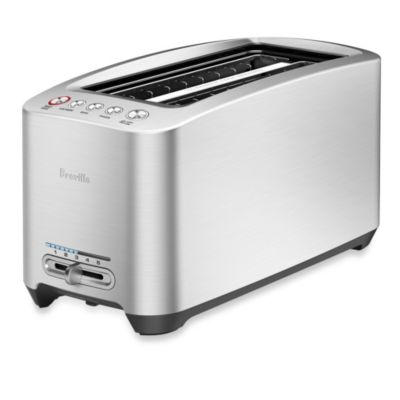 Breville® Die-Cast Smart Toaster™