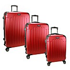 Kenneth Cole Reaction® Renegade Expandable 8-Wheel Upright Collection in Red