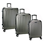 Kenneth Cole Reaction® Renegade Expandable 8-Wheel Upright Collection in Silver