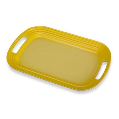 Broiler Safe Serving Platter