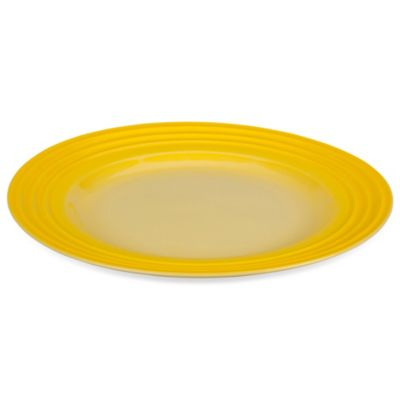 Le Creuset® 12-Inch Dinner Plate in Soleil