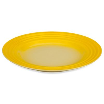 Le Creuset® 10-Inch Salad Plate in Soleil