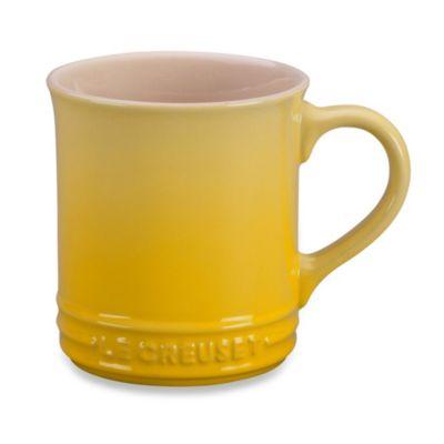 Le Creuset® 12-Ounce Mug in Soleil