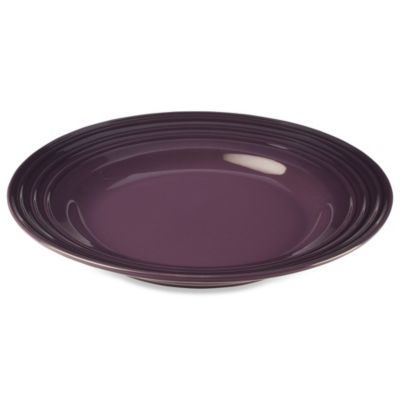 Le Creuset® 10-Inch Rimmed Soup Bowl in Cassis