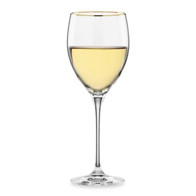 Lenox® Timeless Gold Signature 12-Ounce Wine Goblet