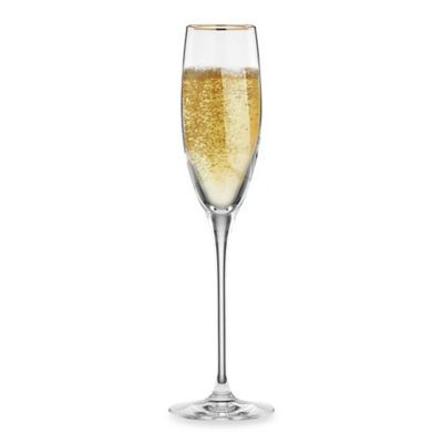 Lenox® Timeless Gold Signature Wine Toasting Flute