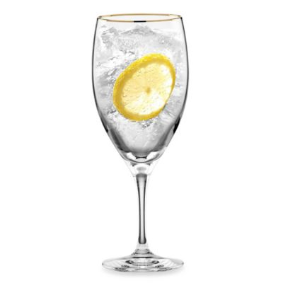Lenox® Timeless Gold Signature 12-Ounce Ap Beverage Glass