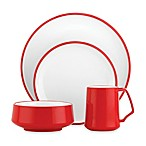 Kobenstyle 4-Piece Place Setting in Red