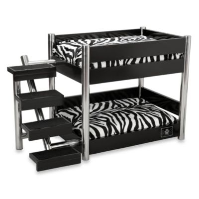 LAZYBONEZZ™ The Metropolitan Pet Bunk Beds