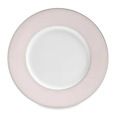 Monique Lhuillier Waterford(R) Dentelle 9-Inch Accent Plate