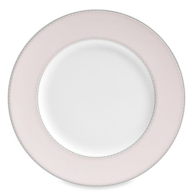 Monique Lhuillier Waterford® Dentelle 10.5-Inch Dinner Plate