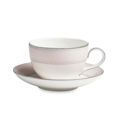 Monique Lhuillier Waterford® Dentelle 5.5-Inch Saucer
