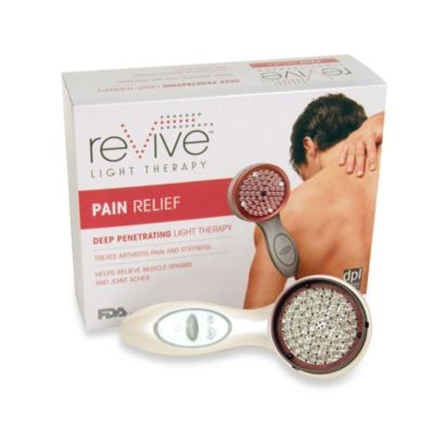 reVive™ Light Therapy Portable Handheld Pain System